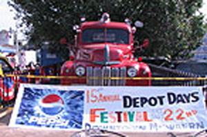 The Annual Depot Days